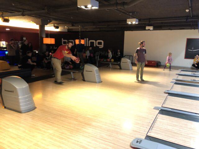 19. Al Bundy Bowling Turnier