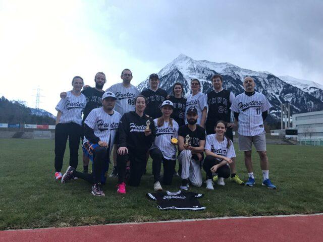 1. Niesä-Cup ein voller Erfolg mit Zürich Catfish als Sieger